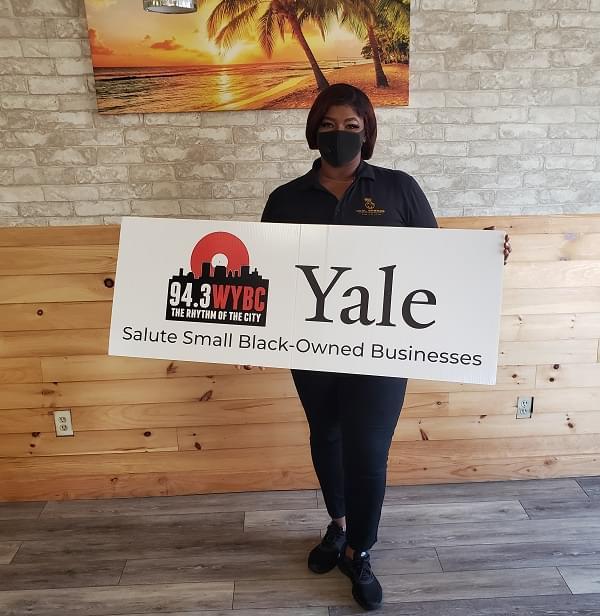 WYBC & Yale salute Kool Breeze Jamerican Cuisine Restaurant