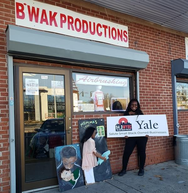 WYBC & Yale salute Arizona & B Wak Productions