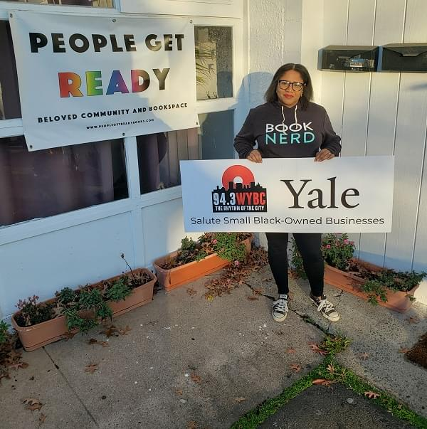 WYBC & Yale salute People Get Ready Bookstore