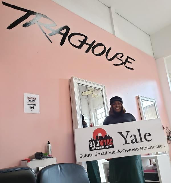 WYBC & Yale salute Trac House