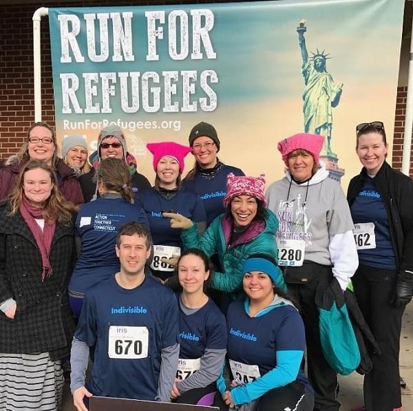IRIS Run For Refugees Virtual 5K