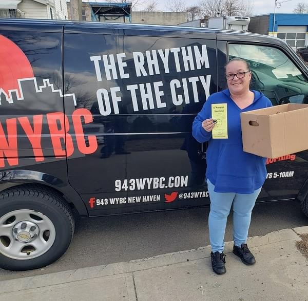 WYBC Virtual Lunch Club Winner: Shannon from West Haven