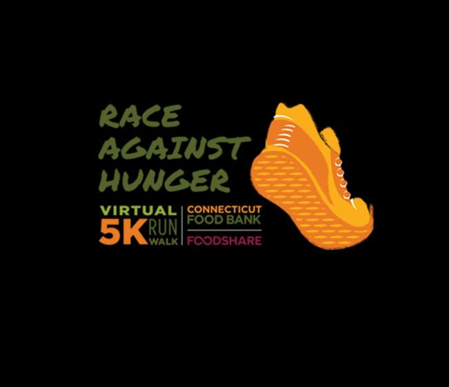 Race Against Hunger: Virtual 5K Run & Walk