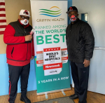 Photos: Griffin Health Vaccination Day in Ansonia