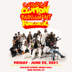 Enter to win: George Clinton and Parliament Funkadelic