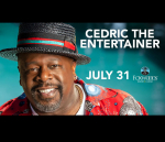Cedric The Entertainer with J.J. Williamson at Foxwoods