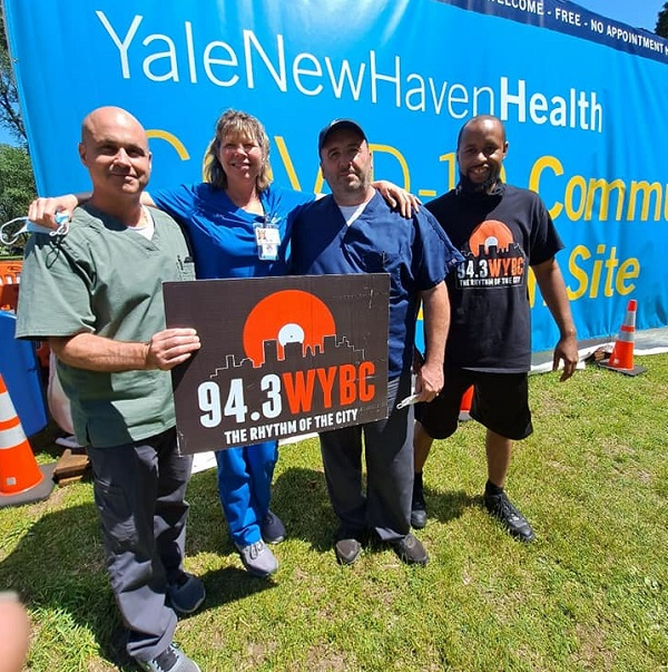 Photos: Yale New Haven Health Vaccination Events