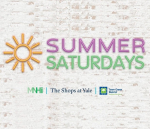 Join WYBC at Summer Saturdays in New Haven