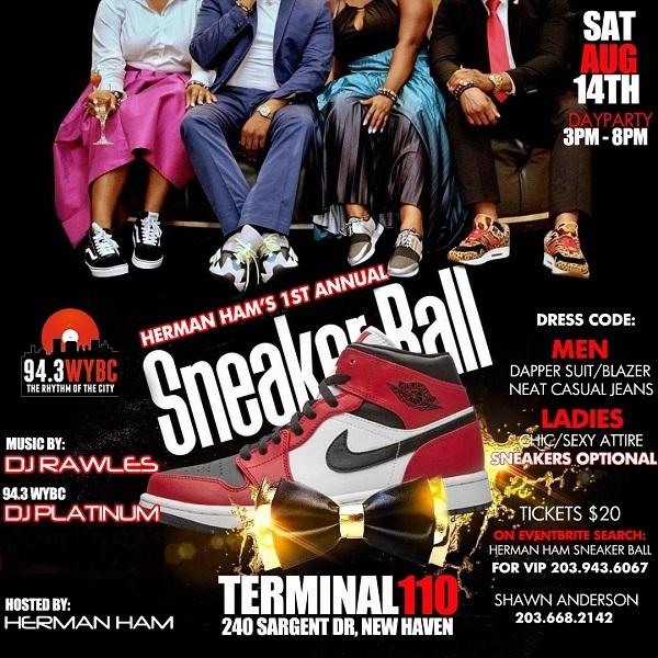 Enter to win: Herman Ham's Sneaker Ball