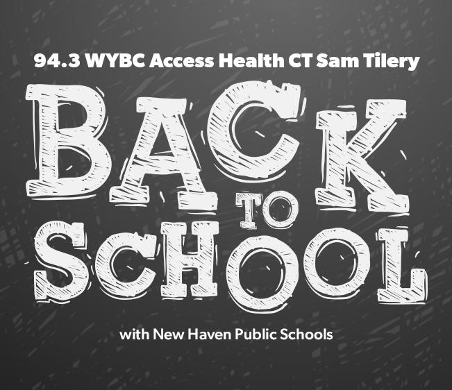 "WYBC Access Health CT ""Sam Tilery Back To School"" Rally"