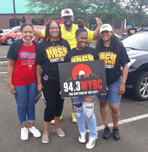 Photos: Juan Castillo at The HBCU Send Off