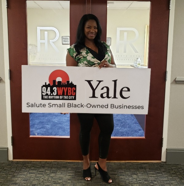 WYBC & Yale University salute Outreach Realty Servicing / 1000 Black Families