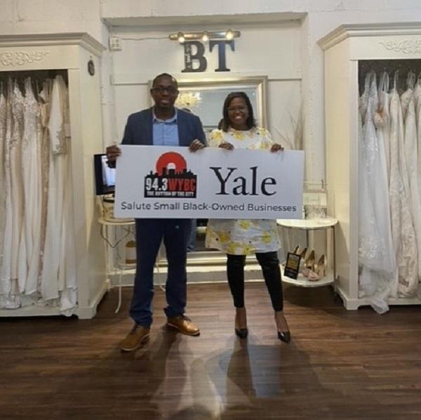 WYBC & Yale University salute Bridal Trousseau
