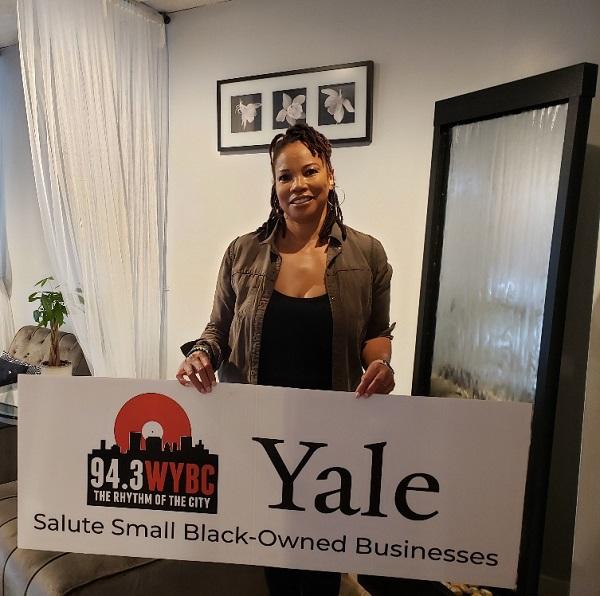 WYBC & Yale University salute Authentic Beauty Salon & Spa