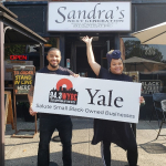 WYBC & Yale University salute Sandra's Next Generation