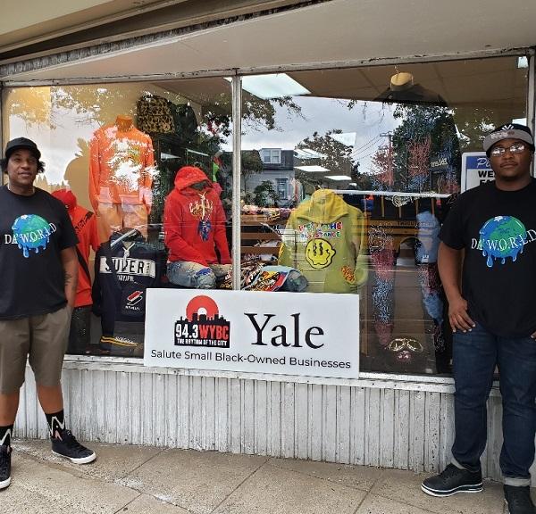 WYBC & Yale University salute DA' W.O.R.L.D.