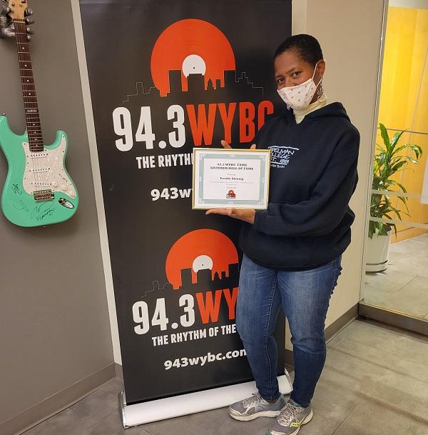 WYBC Listener Hall of Fame 2021: Yvette Strong