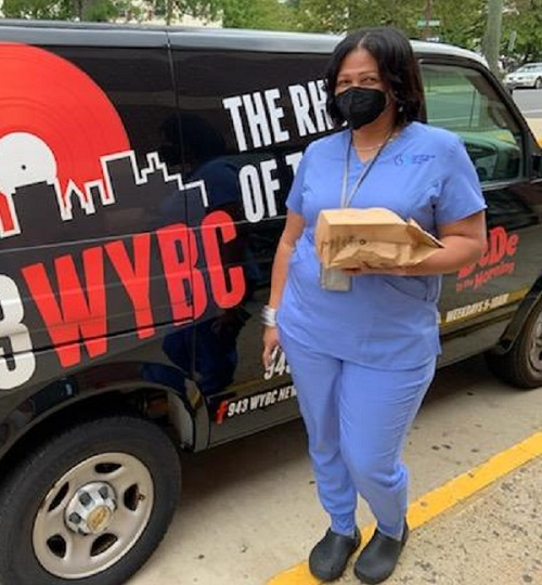 WYBC Virtual Lunch Club: Teba from New Haven
