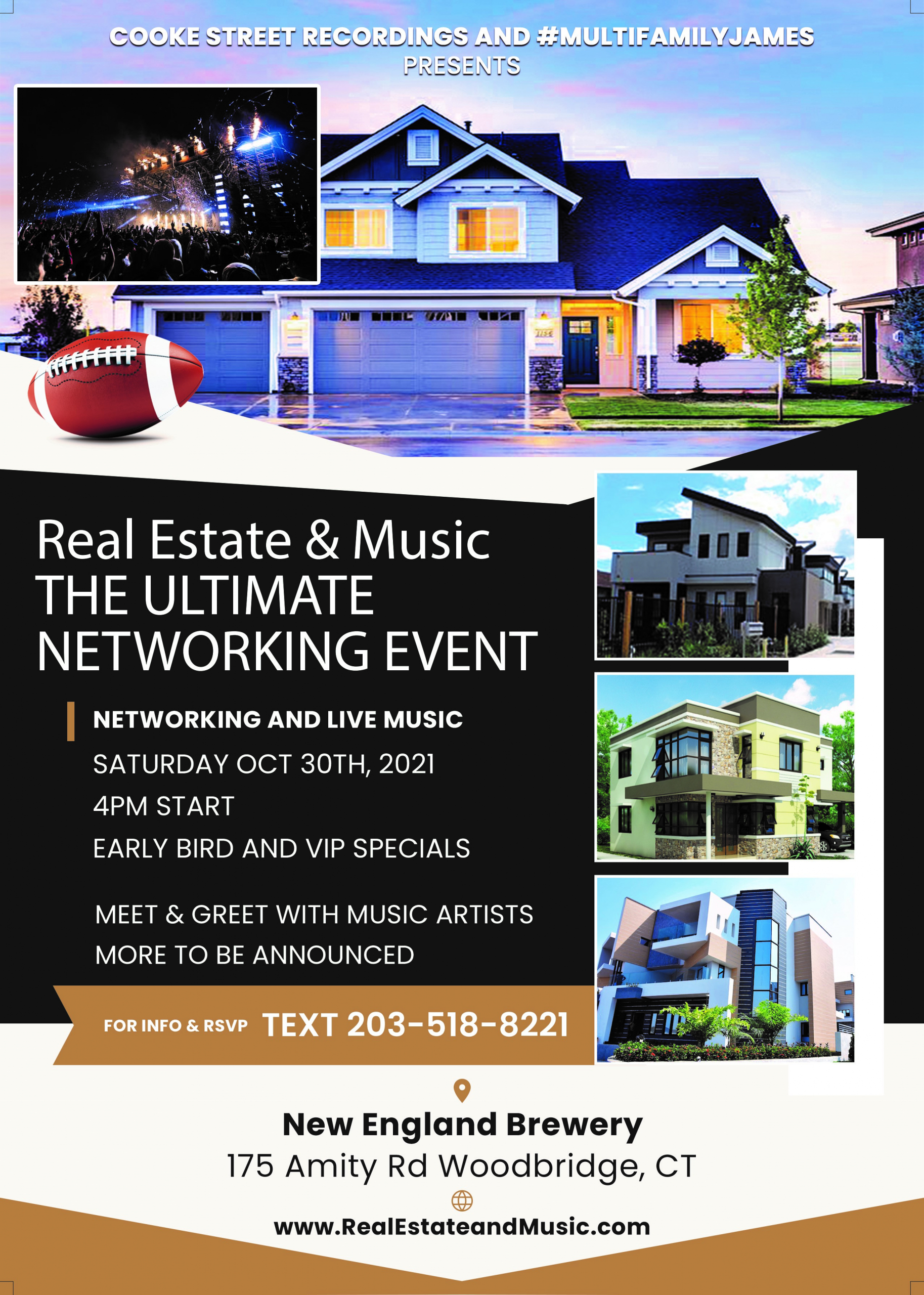 Real Estate & Music: Networking Tour
