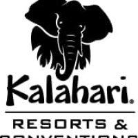 Kalahari Logo #2 Black