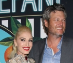 No Gwen and Blake are NOT engaged