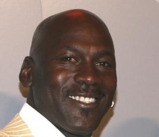 Michael Jordan appears at Kobe Bryant's memorial