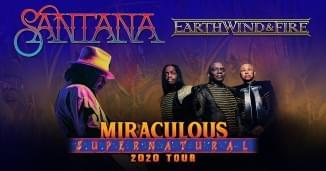 Santana and Earth, Wind & Fire