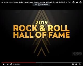 A New Class Has Been Inducted Into The Rock & Roll Hall Of Fame