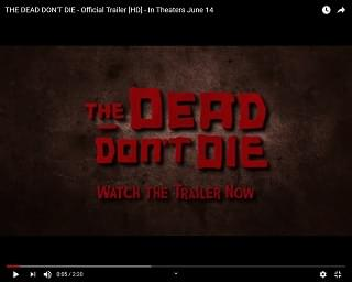 """Star-Studded Zombie Movie """"The Dead Don't Die"""" Gets Trailer"""
