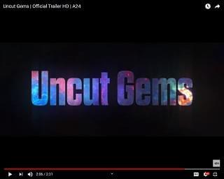 "Adam Sandler Gets Serious In ""Uncut Gems"" Trailer"