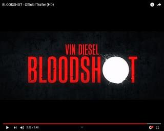 """Bloodshot"" Trailer Features Vin Diesel"