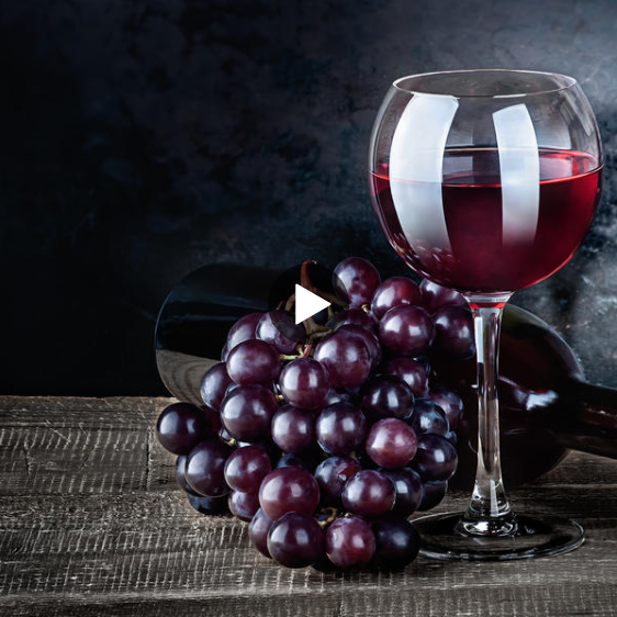 WEBE Morning Hack: Chill Wine with Frozen Grapes?