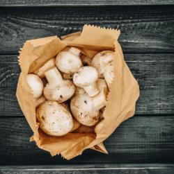 WEBE Morning Hack: Mushrooms in a Bag