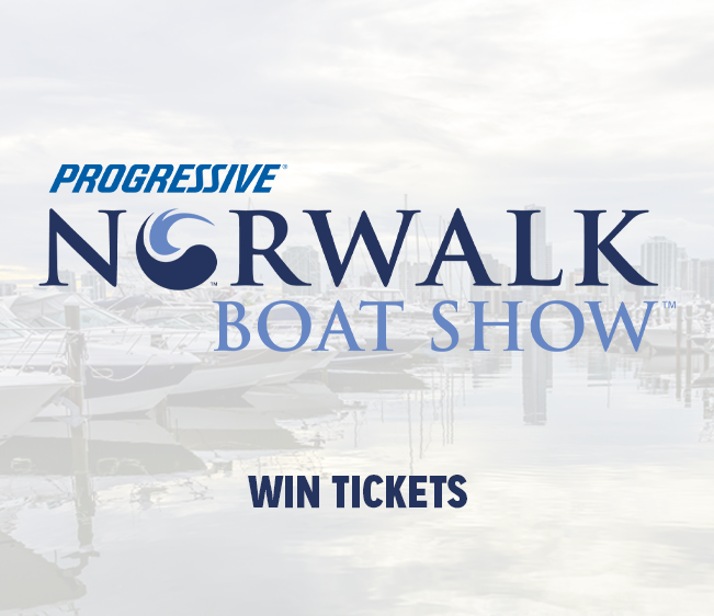 Enter to win tickets to the Norwalk Boat Show