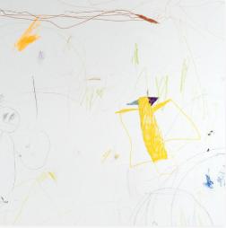 WEBE Morning Hack: Crayon Marks on Walls