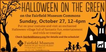 Fairfield Halloween on the Green logo