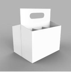 WEBE Morning Hack: Six Pack Fridge Shelf Organizer