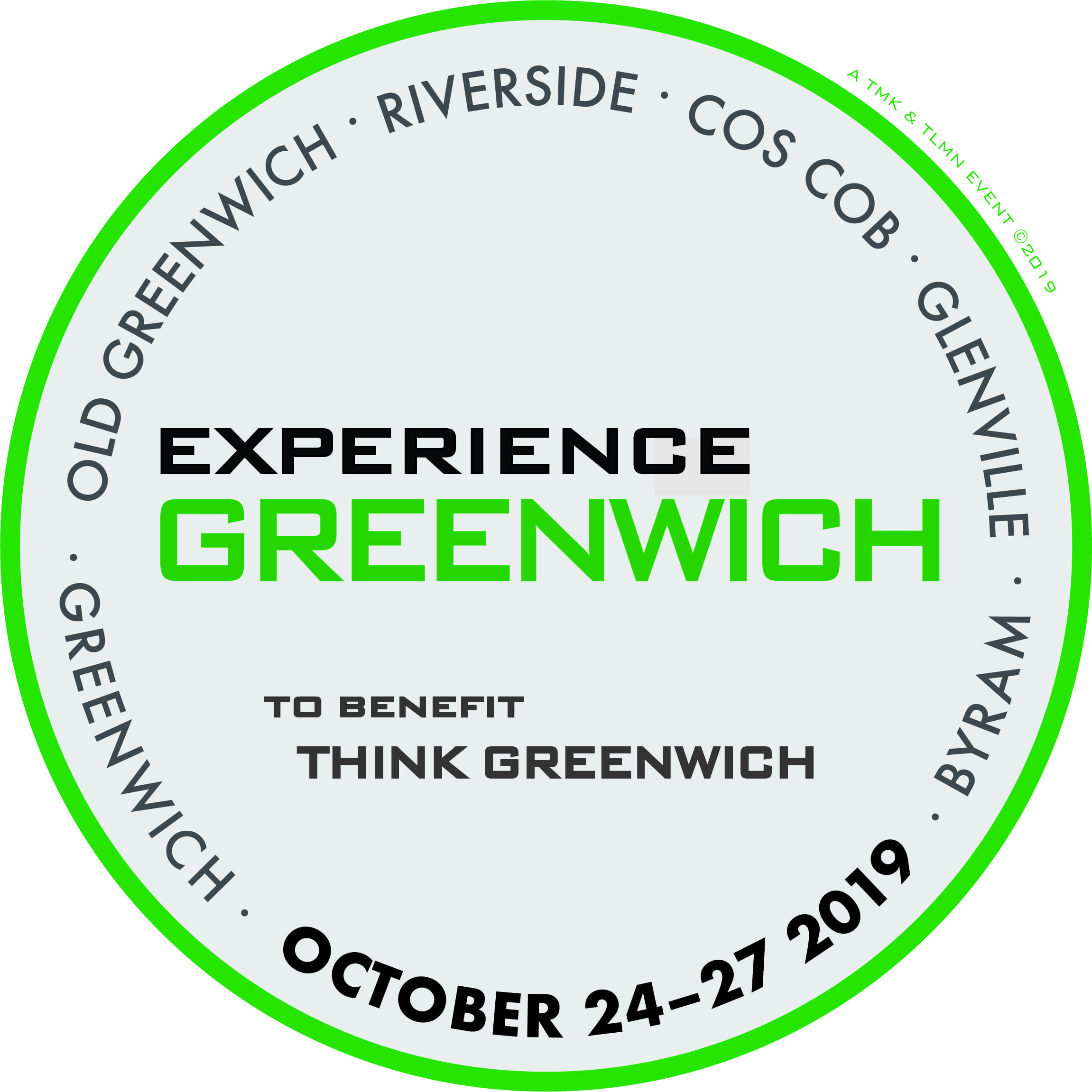 Experience Greenwich Logo 2019