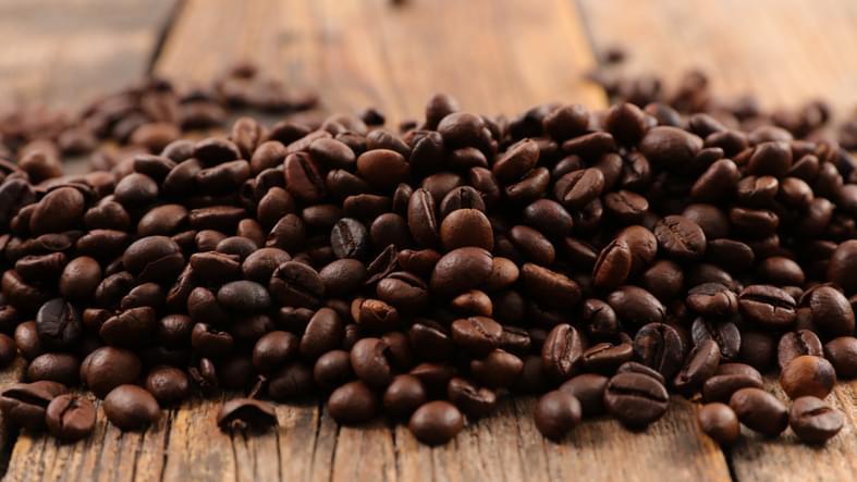 WEBE Morning Hack! Friday Oct 4, 2019 Coffee Bean Make-up Brush Holder