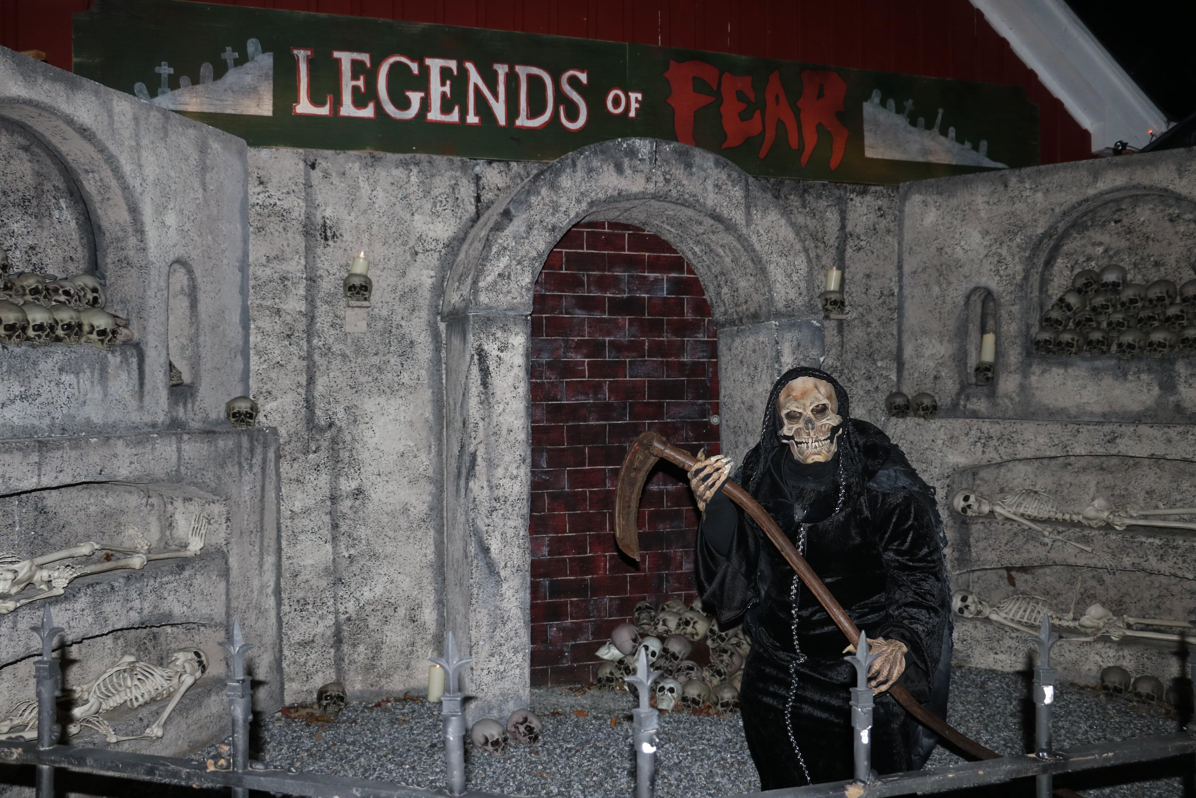 Legends of Fear Night One