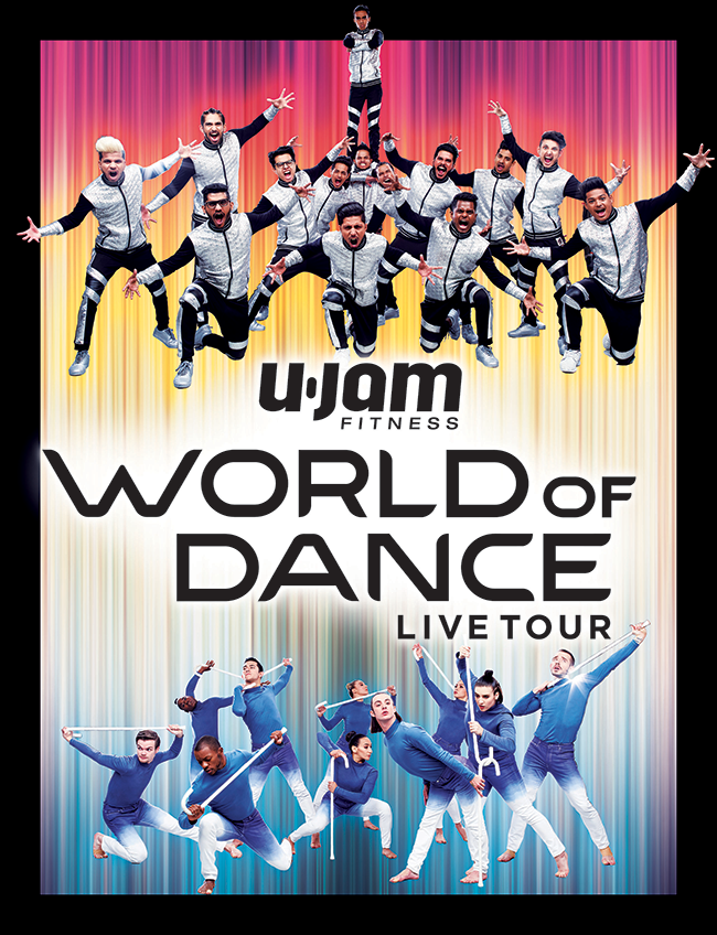 Win tickets to World of Dance