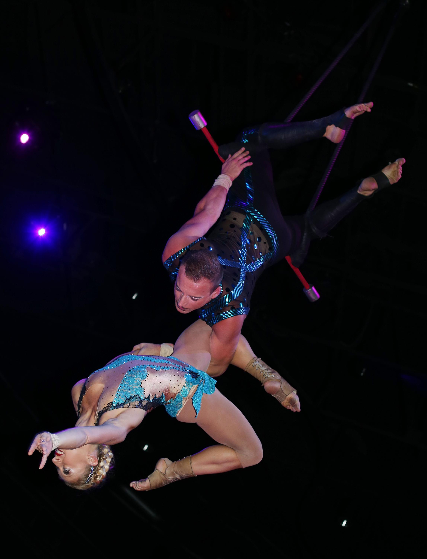 Win tickets to Cirque Dreams Celebration