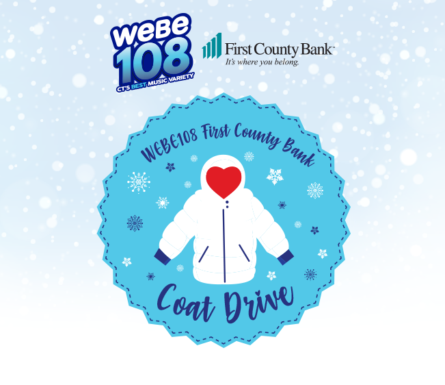 WEBE108 First County Bank Coat Drive