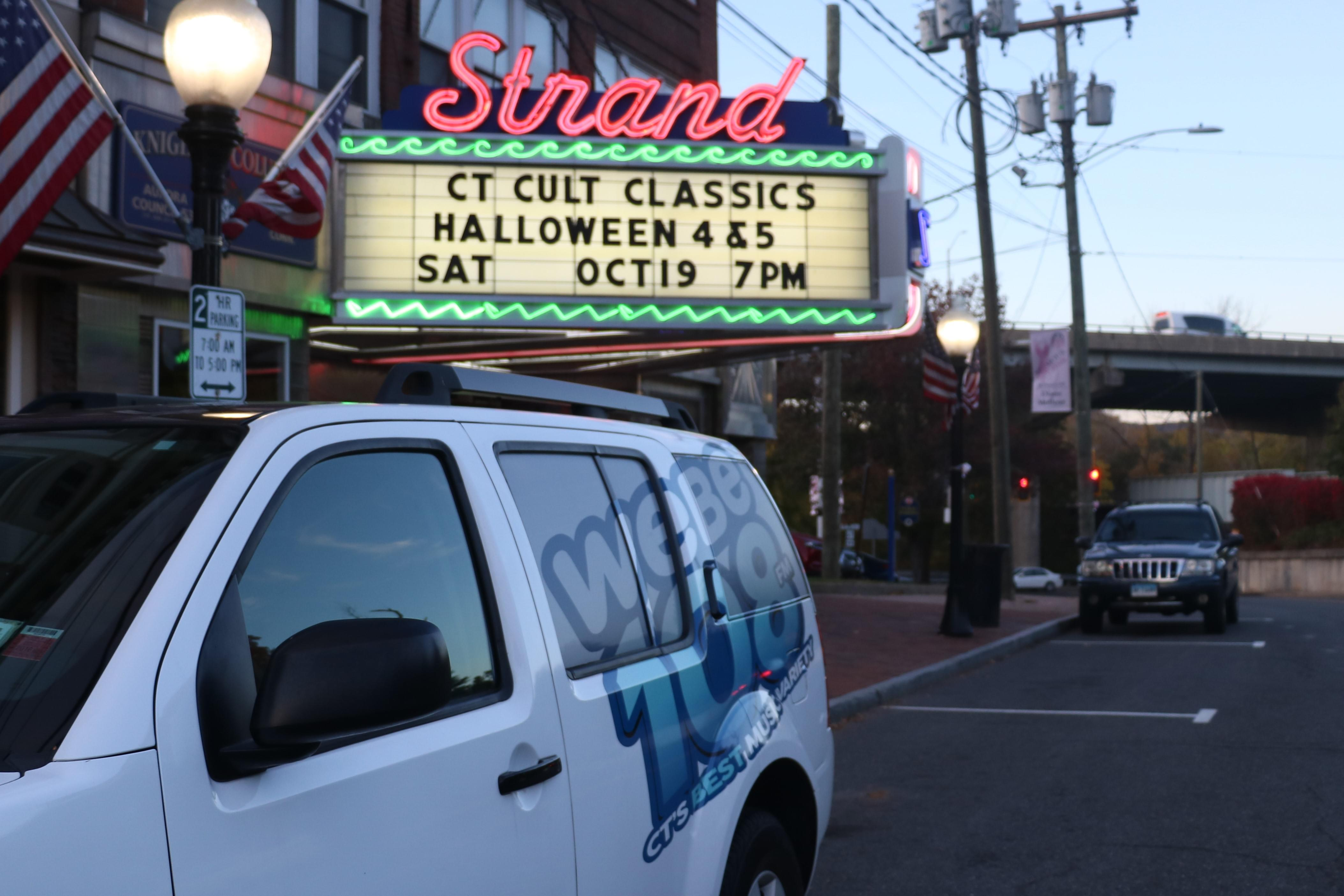 Halloween Double Feature at The Strand Theater