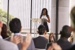 WEBE Morning Hack! Weds Oct 23, 2019 Public speaking tip!