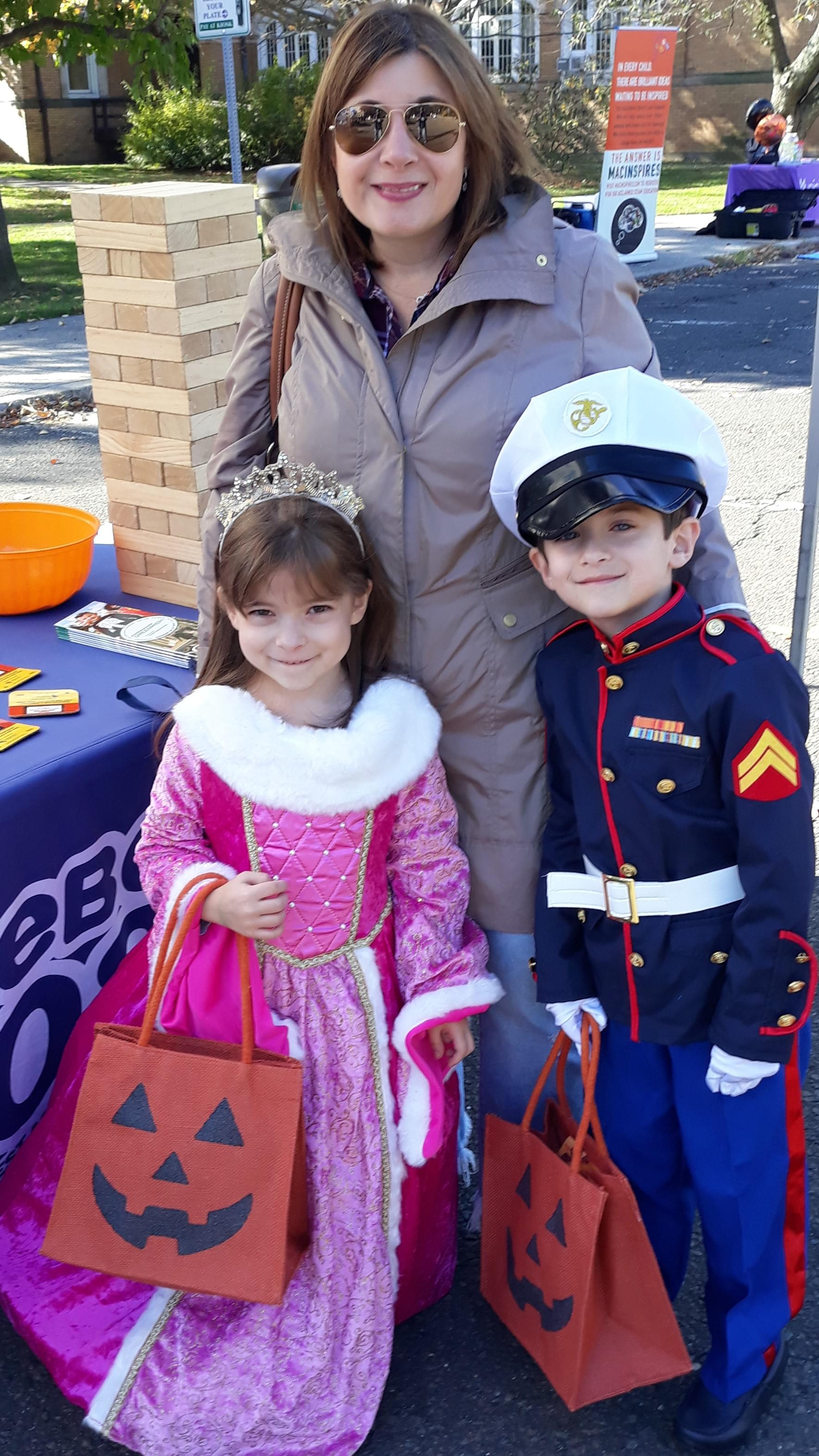 Experience Greenwich Trick or Treat