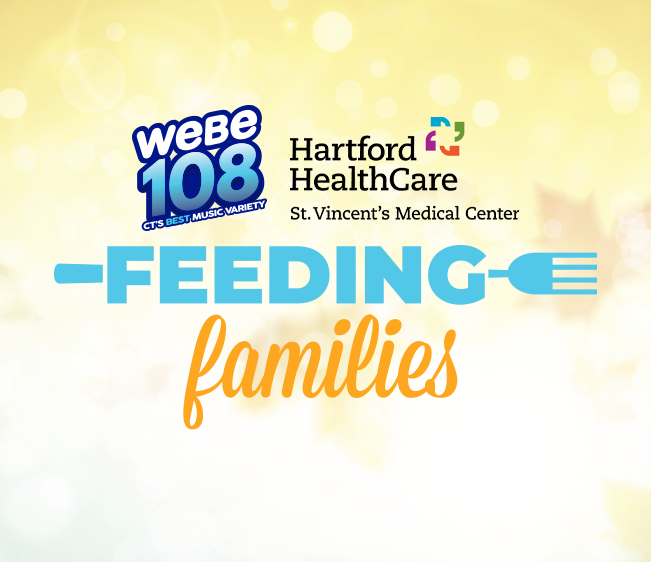 WEBE108 St. Vincent's Medical Center Feeding Families