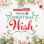 WEBE108 St. Vincent's Medical Center Foundation Christmas Wish