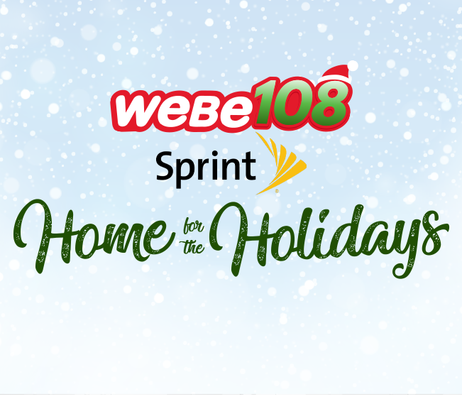 WEBE108 Sprint's Giving Tour Home for the Holidays
