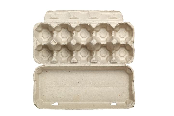 Morning Hack 12/4/19 Egg Carton for Fragile Ornaments!
